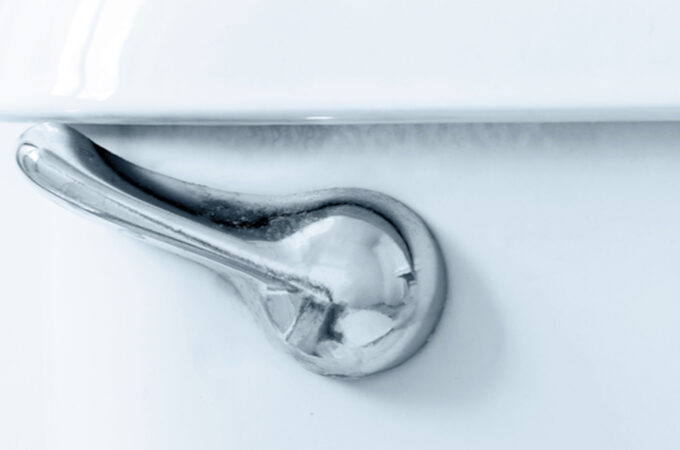 How to Fix a Loose Toilet Handle